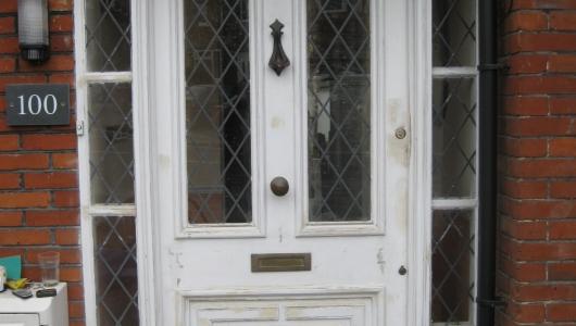 Wooden Door repairs