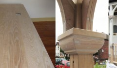 Traditional carpentry and joinery