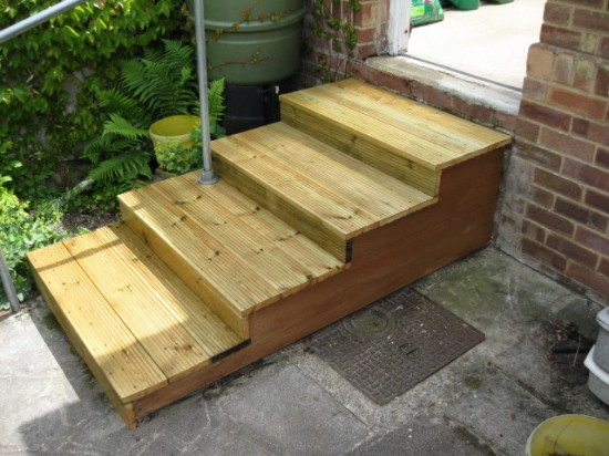replacement steps