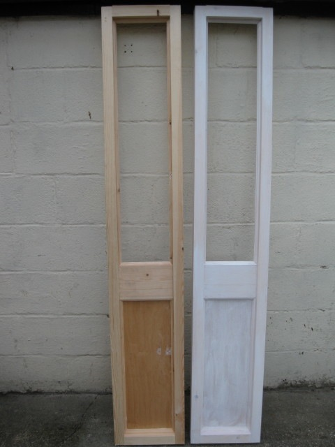 Replacement front door with side lights doors southampton for Exterior side entry doors