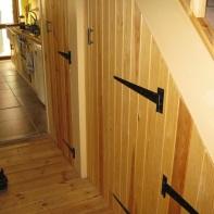 Storage understairs