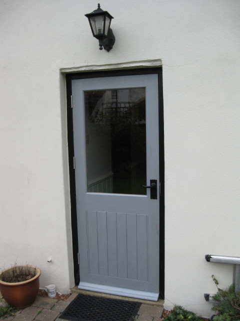oak door made in Southampton