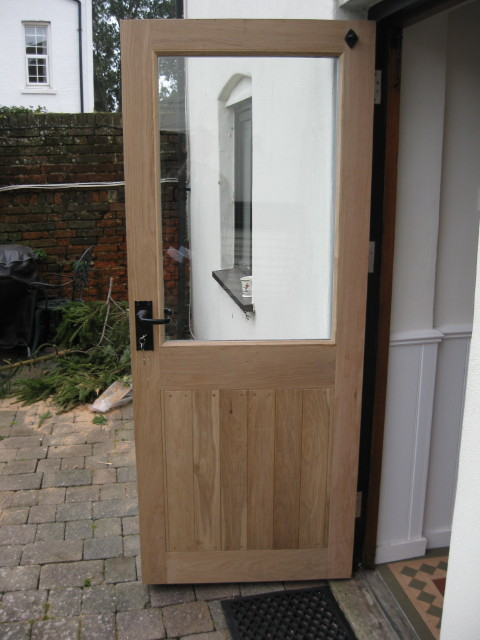 oak door made in southampton