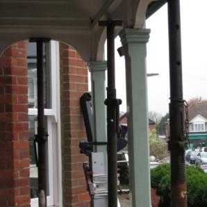 porch replacement southampton-1