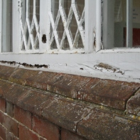 Replacement of rotten cills1