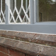 Replacement of rotten cills4