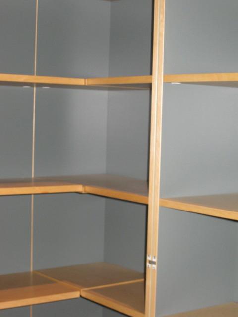 corner unit detail
