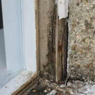 damaged window 6