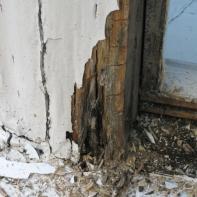 damaged window 7