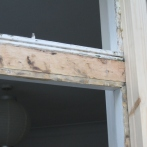 damaged window 9