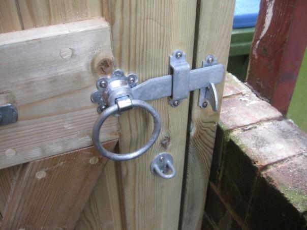 gate handle southampton