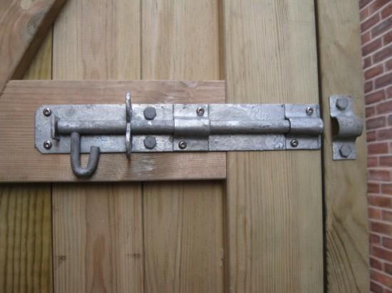 gate lock southampton