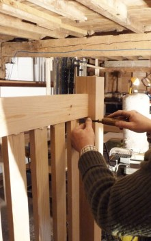 making-the-bedframe