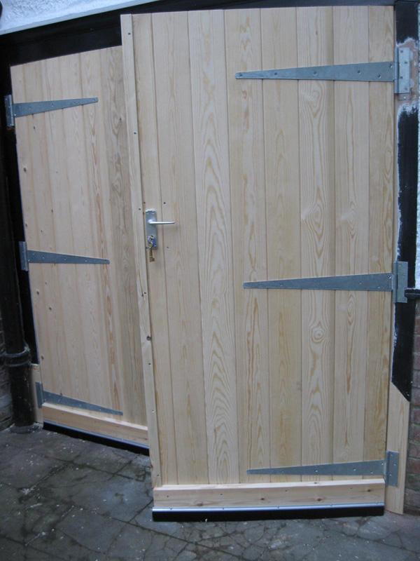 Replacement door in Southampton