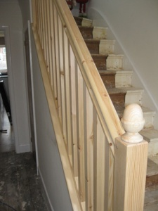 reinstating_handrail_spindles_southampton