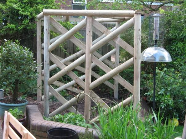 Pergola carpenter made