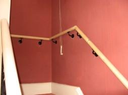 Mopstick Handrail carpenter