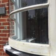 curved windows replacement finished 2