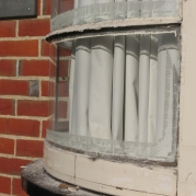 curved windows replacement southampton