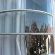 curved windows replacement