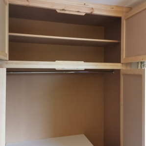 top of the Wardrobe