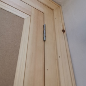 Detail of the Wardrobe