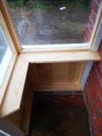 Porch renovations Carpentry Southampton
