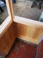 Renovated Porch in Southampton