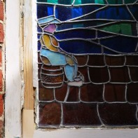 Stained glass window southampton repairs