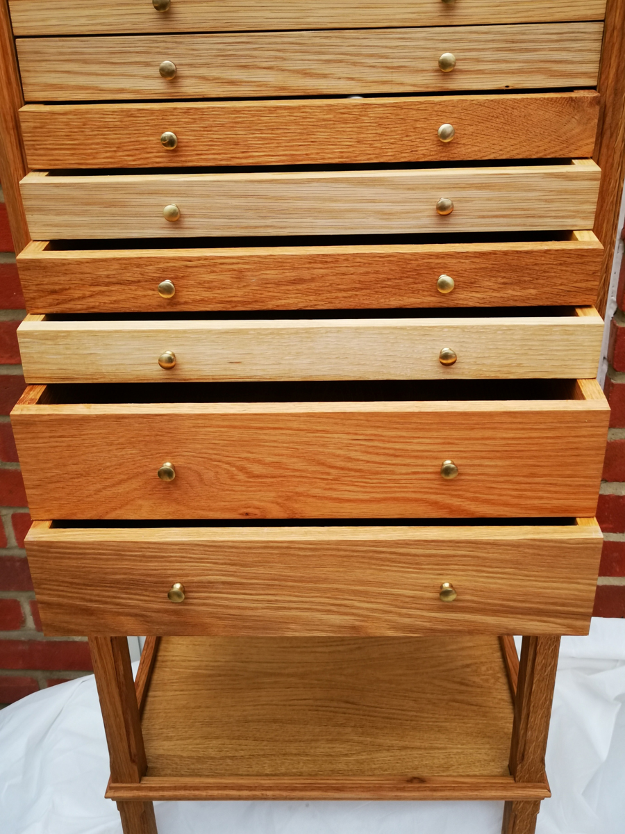 Storage/Display drawers